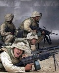 IRAQ US MILITARY WAR